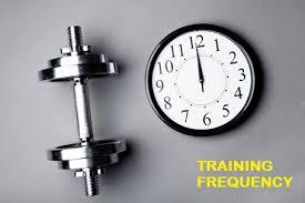 Frequenza in allenamento