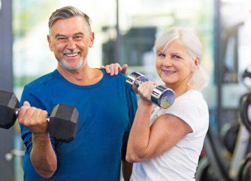 Allenamenti ad alta intensità per anziani