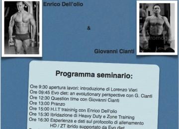 Evo Diet e Protocollo Ibrido HD/ZT