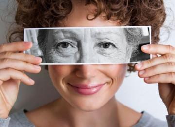 donna invecchiata