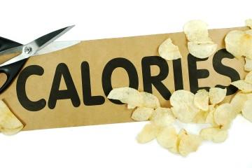 Tagliare le calorie con una forbice