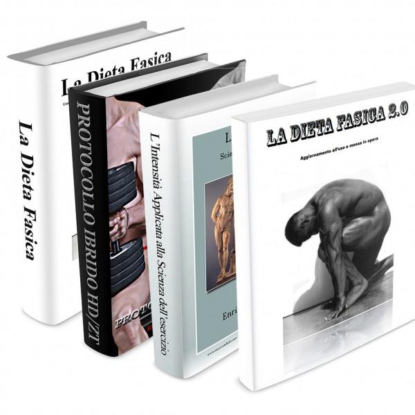 Raccolta 4 libri