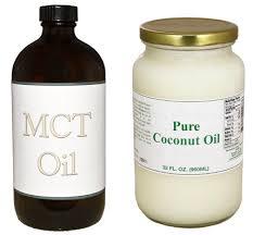 Differenza tra olio di cocco e olio MCT