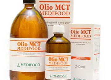Olio MCT come fonte di grassi saturi
