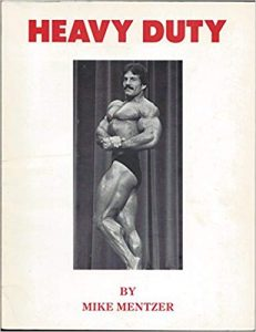 Libri sull'Heavy duty di Mike Mentzer