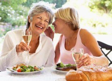 Impatto dell'alimentazione sull'invecchiamento