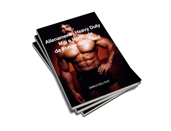 allenamento heavy duty brochure