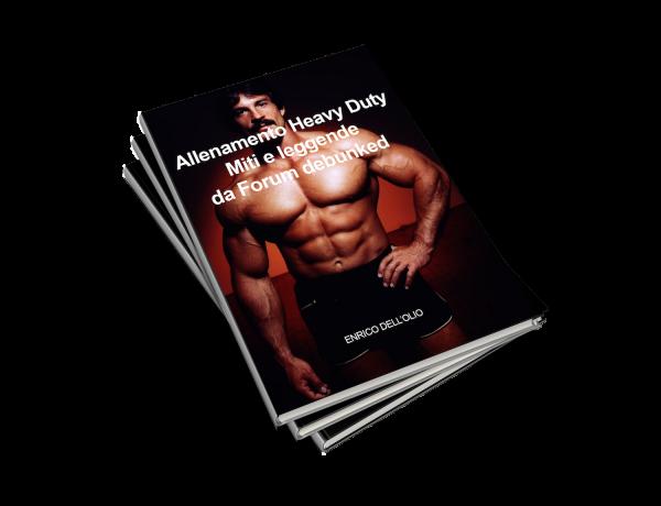 allenamento heavy duty brochure